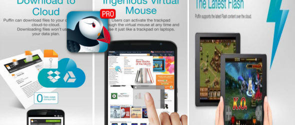 Puffin Browser Pro v7.7.1.30436