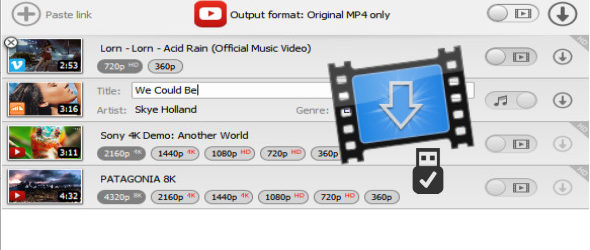 MediaHuman YouTube Downloader 3.9.8.25 Portable