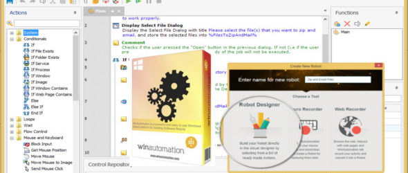 WinAutomation Professional Plus 8.0.1.4934