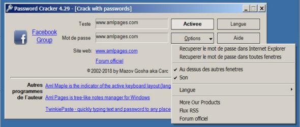 Password Cracker 4 29 | TrucNet