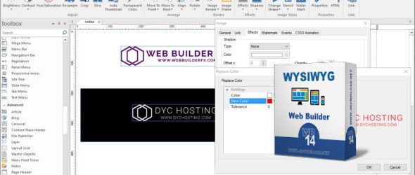 WYSIWYG Web Builder 15.0 + Portable
