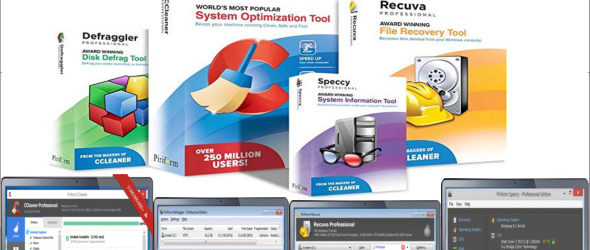 CCleaner Professional Plus 5.76.8269 + Portable