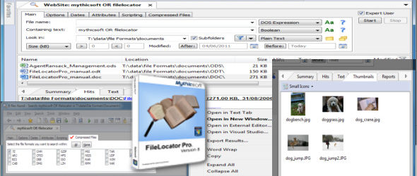 FileLocator Pro 8.5 Build 2868
