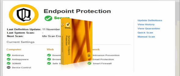 Symantec Endpoint Protection 14.2.1031.0100