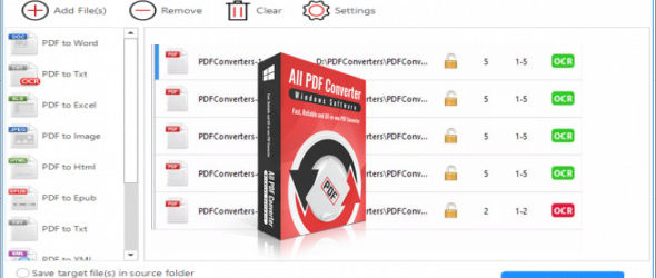 All PDF Converter Pro 4.2.3.1 Portable