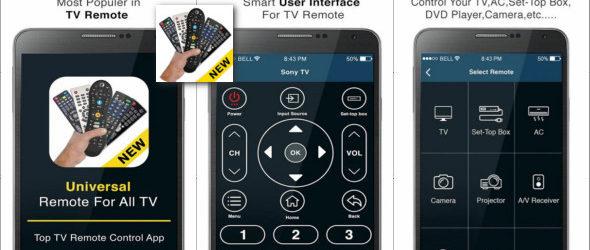 Remote Control v4.2 Pour toutes les TV