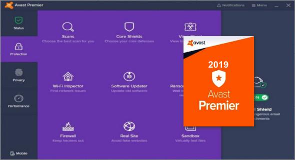 Avast Premium 2019 v19.1 | TrucNet