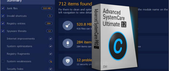 Advanced SystemCare Ultimate 12.3.0.161