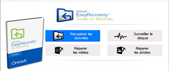 Ontrack EasyRecovery Toolkit 13.0.0.0
