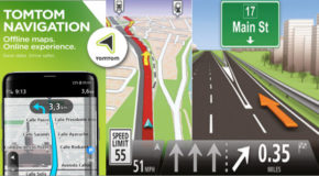 TomTom Navigation v1.1.5 build 109