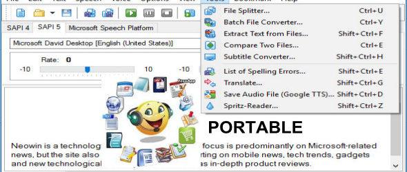 Balabolka 2 15 0 694 + Portable | TrucNet