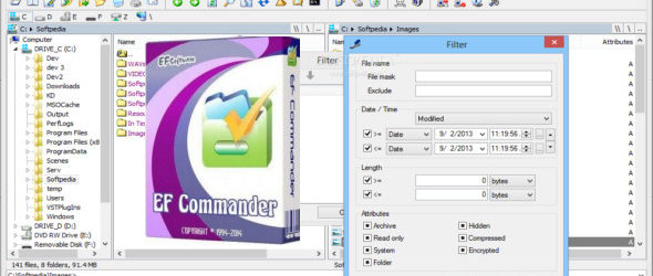 EF Commander 19.01 Portable