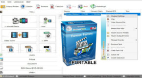Format Factory 4.6.0.0 Portable
