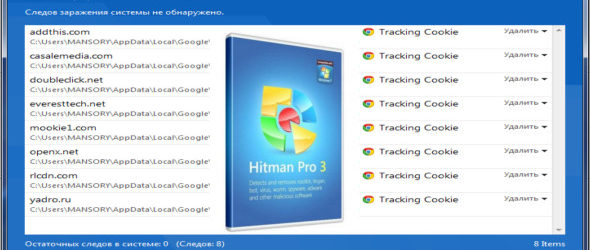 HitmanPro 3.8.10 Build 298 + Portable
