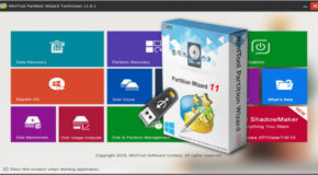 MiniTool Partition Wizard 11.0.1 Technician + ISO