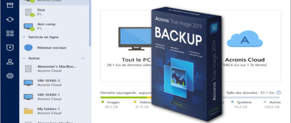 Acronis True Image 2019 Build 17750 Windows