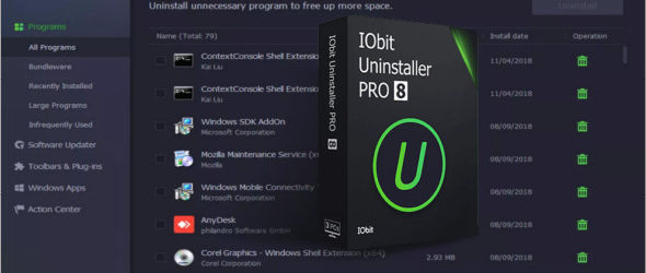 IObit Uninstaller Pro 8.4.0.11 + Portable