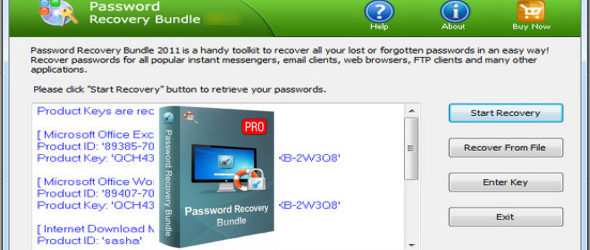 Password Recovery Bundle 2018 Pro 4.6