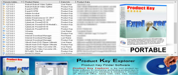 Product Key Explorer 4.2.1.0 + Portable