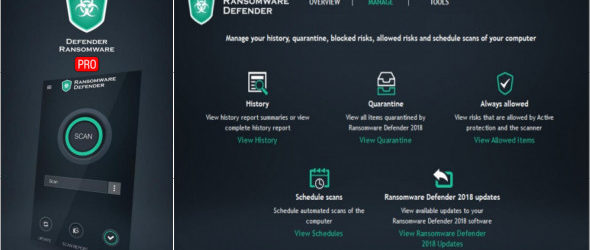 Ransomware Defender 4.1.8 Pro