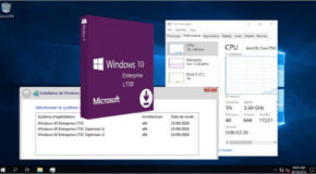 Windows 10 LTSC v1809 3in1 x64 Avril 2019