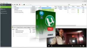 uTorrent Pro 3.5.5 build 45311 + Portable