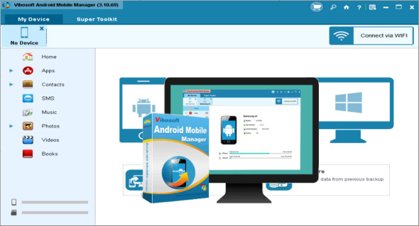 Vibosoft Android Mobile Manager 3.10.69
