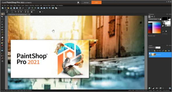 Corel PaintShop Pro 2021 Ultimate 23.1.0.27 | TrucNet