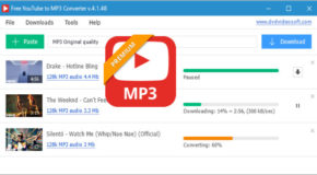 Free YouTube To MP3 Converter Premium 4.2.16 + Portable