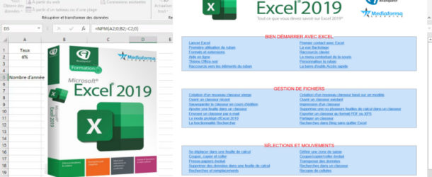 Avanquest Formation Excel 2019 v1.0.0.0