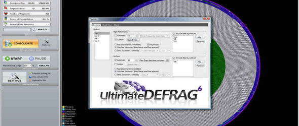 DiskTrix UltimateDefrag 6.0.28.0