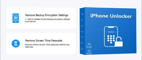 PassFab iPhone Unlocker 2.1.7.8