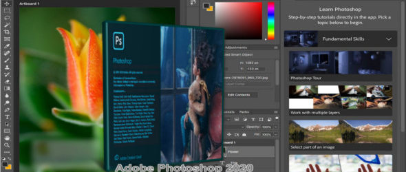Adobe Photoshop 2020 v21.1.3.190