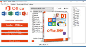 MS Office Professionnel Plus 2016-2019 VL V1910