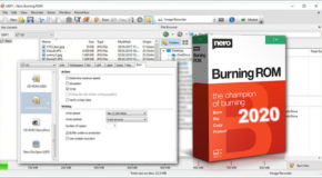 Nero Burning ROM 2020 v22.0.1008