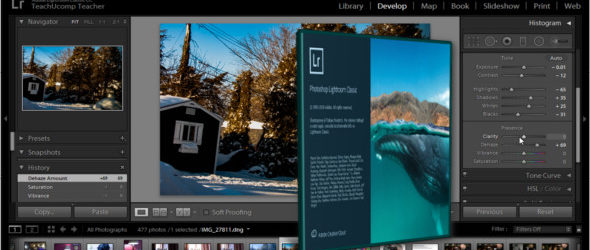 Photoshop Lightroom 2020 v9.1.0.10 + Portable