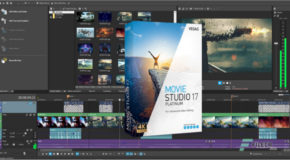 MAGIX VEGAS Movie Studio Platinum 17.0.0.179