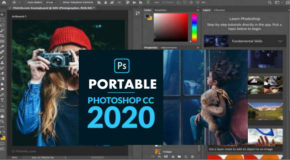 Adobe Photoshop Portable 2020 v21.2.0.225