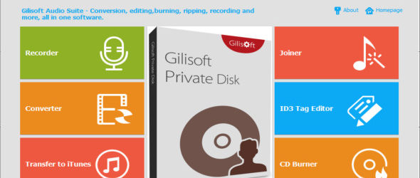 GiliSoft Audio Toolbox Suite 8.0 + Portable