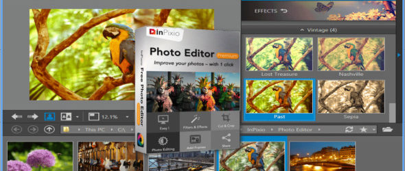 InPixio Photo Editor 10.0.7383.20654