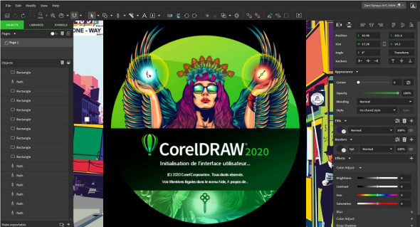 CorelDRAW Graphics Suite 2020 v22.2.0.532 | TrucNet