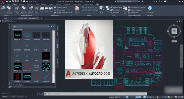 التحميل الكامل - برنامج AUTODESK AUTOCAD 2021  - تحديث