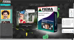 Prima Cartoonizer 3.1.2 + Portable