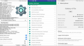 Android Hidden Settings 1.7.1