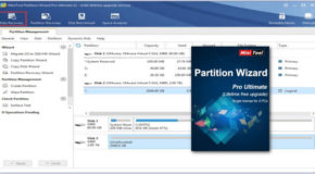 MiniTool Partition Wizard Pro Ultimate 12.1