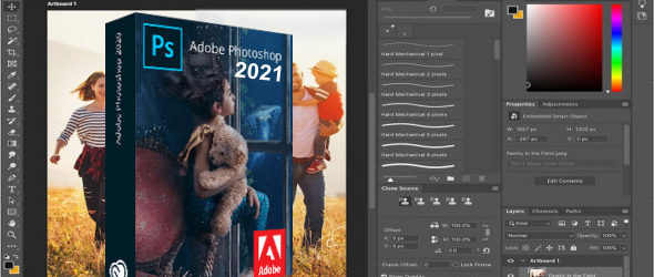 Adobe Photoshop 2021 v22.0.0.35