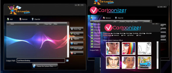 Video Cartoonizer 4.1.6