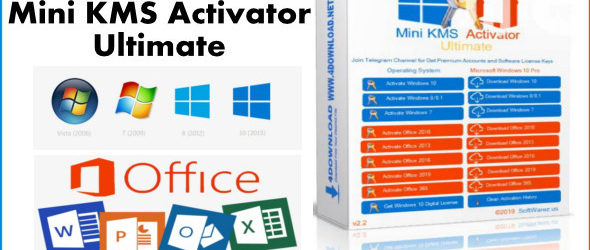 Mini KMS Activator Ultimate 2.3