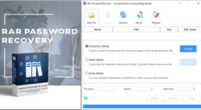 RAR Password Recover 2.0.0.0