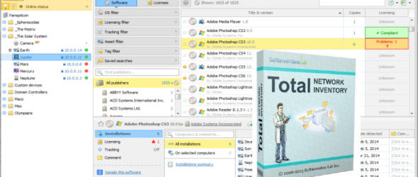 Total Network Inventory Pro 4.8.1 Build 5044